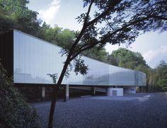 O-Museum Iida in Nagano by SANAA