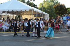The Juior Greek Dancers!