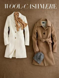 Winter coats
