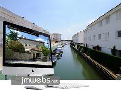 Ofrecemos nuestro servicio de diseño de páginas web en Platja d'Aro. Diseño web personalizado y a medida (Barcelona). Más información en www.jmwebs.com - Teléfono: 935160047