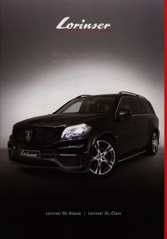 https://flic.kr/p/UHqwAn | Lorinser GL-Klasse / GL-Class (Mercedes-Benz); 2013_1