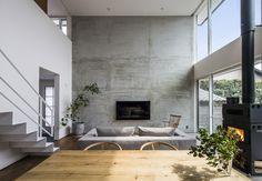リビング Natural Interior, Kitchen Dining, Minimalism, Home Goods, Living Room, Interior Design, Architecture, Table, House