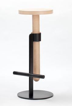 avvitamenti furniture collection by carlo contin for subalterno
