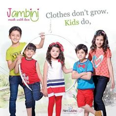 Latest Jambini Kids Eid Dresses Collection 2014 2015 For Kids 2 Latest Jambini Kids Eid Dresses Collection  2014 2015 For Kids