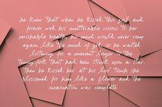 Fly By Night by Katie Heater on @creativemarket #font #handscript