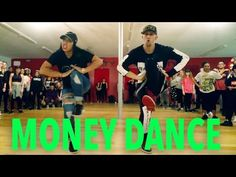 MONEY DANCE - AV Compton Dance | @MattSteffanina Choreography (#MoneyDanceChallenge @DanceOnNetwork) - YouTube