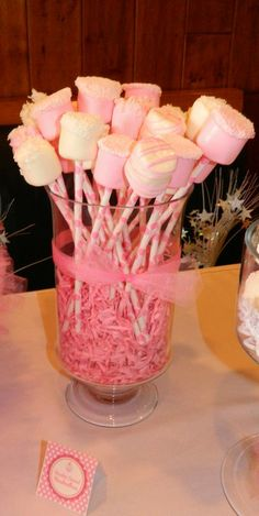 "Photo 1 of 12: Pink!! / Baby Shower/Sip & See ""Pretty in Pink"" 