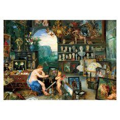 Puzzle 1500 peças Alegoria da Visão - lojagrow [R$ 75]