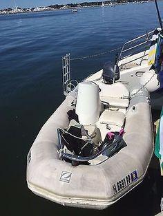 Zodiac Yachtline Rigid Inflatable Boat