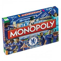 Chelsea Monopoly Edition