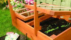 Une couche froide pour le jardin   Rénovation-Bricolage
