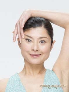Лифтинг лица за 10 секунд от Mamada Yoshiko