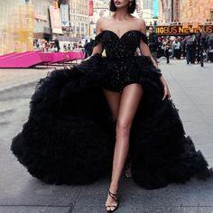skyfely Strapless Dress, Prom Dresses, Wedding Dresses, Sexy Dresses, Formal Dresses, Banquet, Singer Costumes, Black Evening Dresses, Evening Gowns