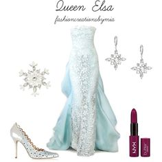 A fashion look from January 2014 featuring Oscar de la Renta gowns, Oscar de la Renta pumps and Charter Club brooches. Browse and shop related looks.