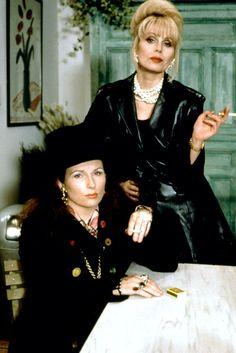 Edina Monsoon & Patsy Stone