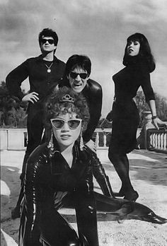 The Cramps 1990 - Nick, Knox, Ivy, Lux, Candy