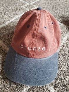 b7e8738e543 Bronze 56k Dad Hat Cap Alltimers Dime Supreme Skate Microsoft Rare Colorway   fashion  clothing  shoes  accessories  mensaccessories  hats (ebay link)