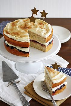 Bring the party with one of these lovely layer cakes