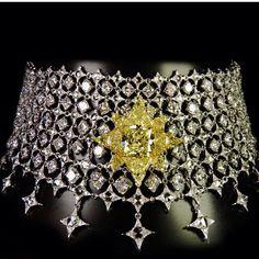 Busatti Diamond Necklace