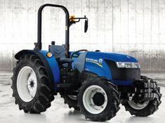 New Holland, Tractors