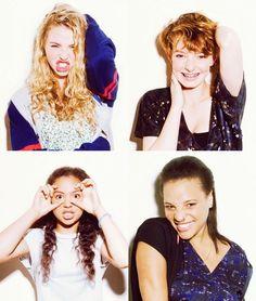 Skins UK - Girls from Gen 3.