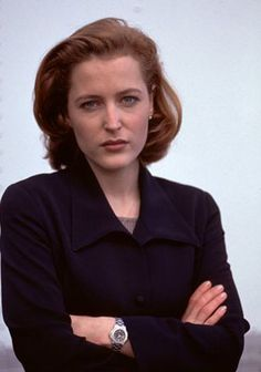 "That Gillian, what a wild woman,"" Duchovny later deadpans."