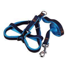 Visky  Pet Leash Small Dog Cat Doggie Harness Pet Leash Blue Recommend Weight2555 lb * You can find more details by visiting the image link.Note:It is affiliate link to Amazon.