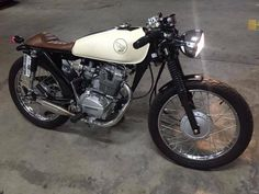 Bike Feature: Honda TMX 125 Cafe Racer by Wild Customs from Las Pinas   Cafe Racer Philippines
