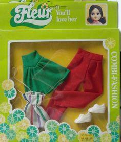 Fleur / Sindy Combi- fashions | eBay