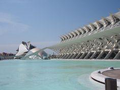 musée des sciences Valencia
