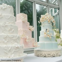 flower wedding cakes