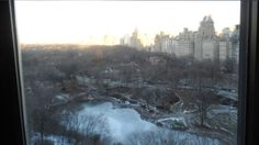 Travel with Teri B. : 2014 BEGINS WITH NEW YORK CITY CELEBRATION  ... Central Park view from Park Lane Hotel