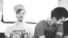 Josh Dun and Tyler Joseph