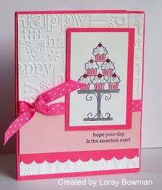 Stampin+Up+Birthday+Card+Ideas | some more birthday cards that i received last week for my birthday ...