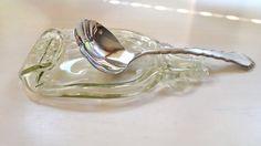 Vermont Maple Syrup Slumped Bottle Spoon Rest by dortdesigns, $9.00
