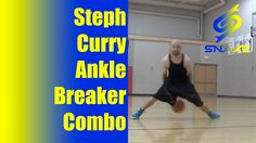 Steph Curry Ankle Breaker Combo – Basketball Moves To Break Ankles Tutorial – How To & Drill Basketball Moves, Basketball Videos, Basketball Shooting, Basketball Highlights, Basketball Information, Stephen Curry, Training Tips, Gym Workouts, Motivational Quotes