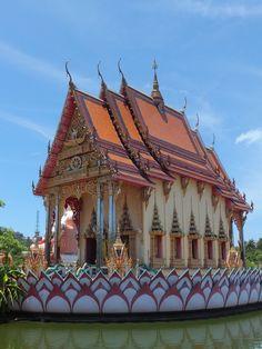 Wat Plai Laem- Ko Samui