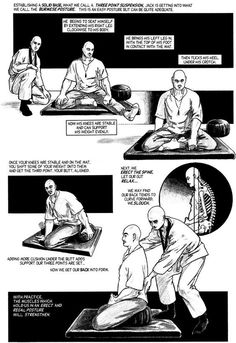 """Just sitting"". Many newbies start with one session per day for 20 minutes. Gradually, a second 20 minute session is added. Many long term practitioners work up to one session 1 hour per day. Zazen is the core of Zen practice. Zazen Meditation, Buddhist Meditation Techniques, Meditation For Health, Walking Meditation, Easy Meditation, Chakra Meditation, Kundalini Yoga, Meditation Music, Sitting Meditation"
