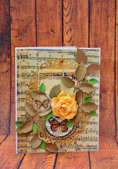 Crafty by AgnieszkaBe: Prima Prima Marketing, Crafty, Birthday, Frame, Cards, Inspiration, Home Decor, Picture Frame, Biblical Inspiration
