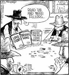 Cartoon Jokes, Funny Cartoons, Funny Comics, Speed Bump Comic, Cowboy Humor, Tea Types, Farm Humor, Far Side Cartoons, Funny Questions