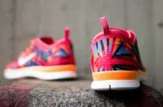 #Nike WMNS Free TR Fit 5.0 Red Orange #sneakers