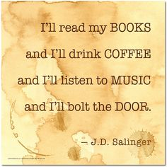 I'll Read My Books - Educational Quote Poster - Echo-Lit