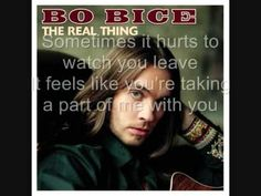 "2.5.13 - Bo Bice ""The Real Thing"""