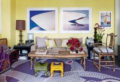 Cacá de Souza abre sua casa em NY Gallery Wall, Frame, Home Decor, Travel Photos, Decorating Ideas, Picture Frame, Decoration Home, Room Decor, Frames