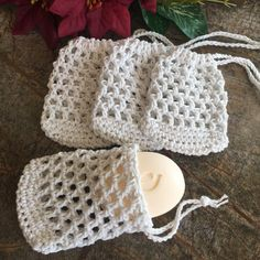 Excited to share this item from my shop: Soap on a Rope, Bath and Body, Mesh Bag, Soap Holder, Soap On A Rope, Knit Crochet, Crochet Hats, Washing Clothes, Crochet Projects, Bath And Body, Crochet Patterns, Weaving, Etsy Shop