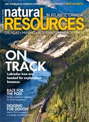 Natural Resources Magazine  November 2012