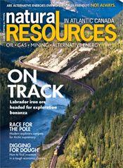Natural Resources Magazine  November 2012
