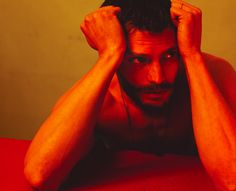 Jamie Dornan Oozes Sex in Nearly Nude Interview Mag