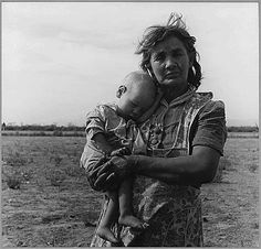 Dust Bowl People | New Deal for Texas Parks - HTML Exhibit