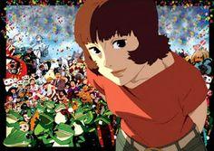 Blog en 35 mm.: Paprika, detective de los sueños (Satoshi Kon, 200...